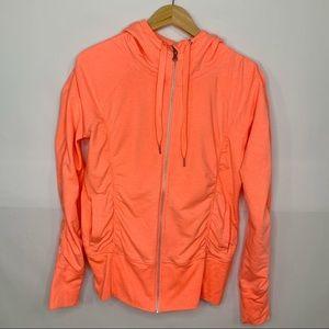 Champion Elite Women Full Zip Hoodie Jacket Size L